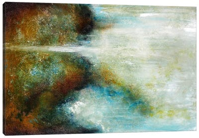 Breakthru Canvas Art Print