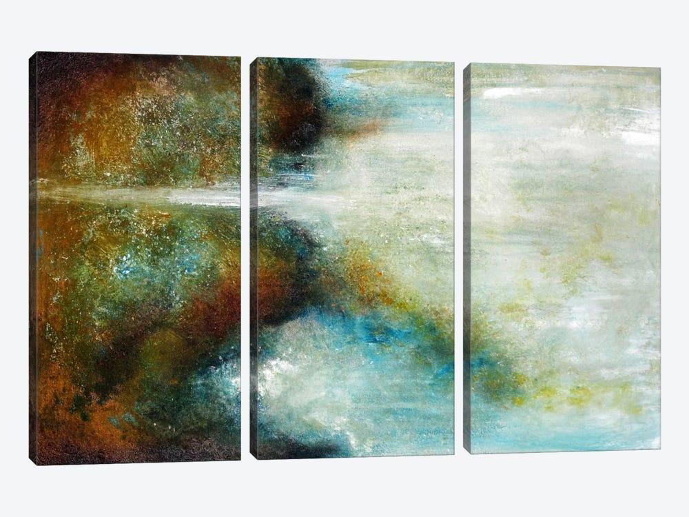 Breakthru by Heather Offord 3-piece Canvas Art