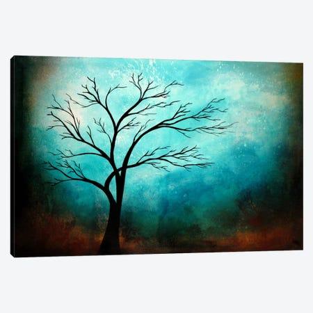 Breath Canvas Print #HOD47} by Heather Offord Art Print