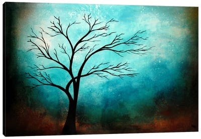 Breath Canvas Art Print