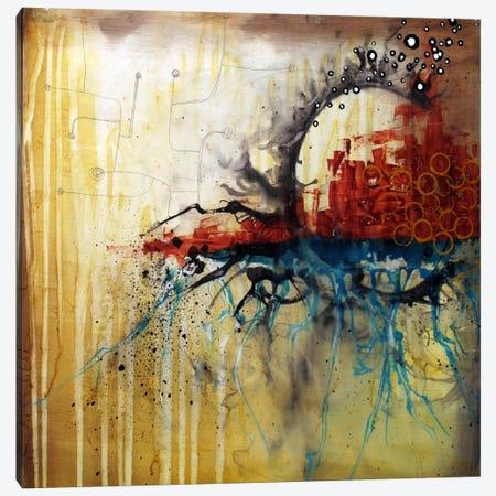 Buckingham Pi Theory Canvas Print #HOD49} by Heather Offord Canvas Artwork