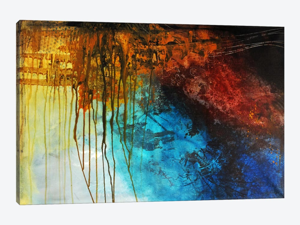 A New World by Heather Offord 1-piece Canvas Artwork