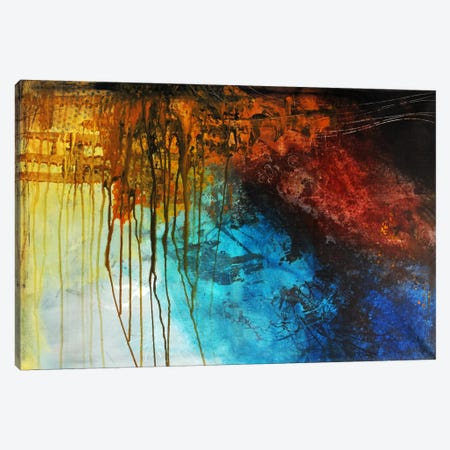 A New World 3-Piece Canvas #HOD4} by Heather Offord Canvas Art