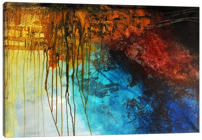 A New World Canvas Art Print