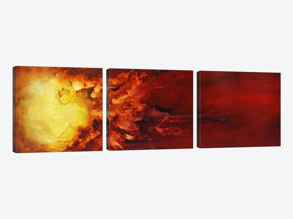 Catalyst by Heather Offord 3-piece Art Print