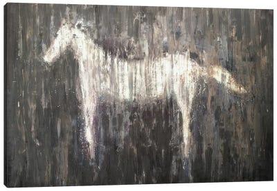 Diligent Canvas Art Print