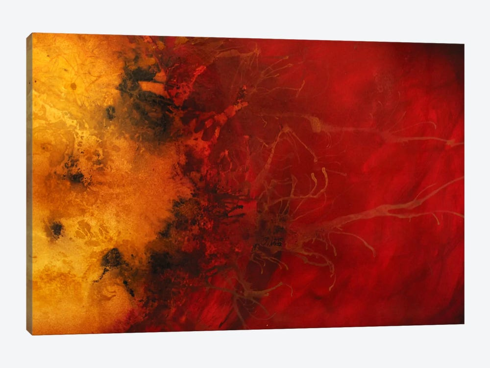 Dimensional Considerations by Heather Offord 1-piece Canvas Wall Art