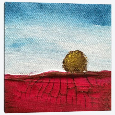 Dream Big Canvas Print #HOD80} by Heather Offord Canvas Artwork