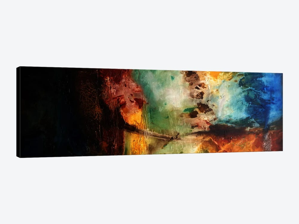 Dynamics Of Change by Heather Offord 1-piece Canvas Art