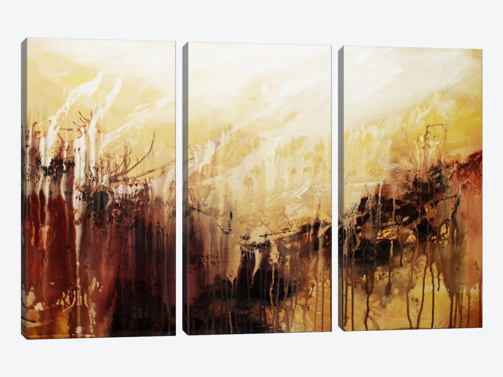 Elegance by Heather Offord 3-piece Canvas Wall Art