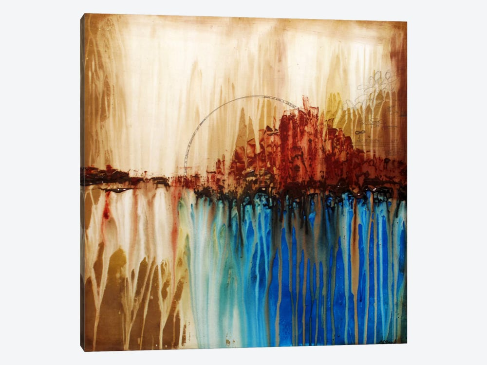 Equation by Heather Offord 1-piece Canvas Wall Art