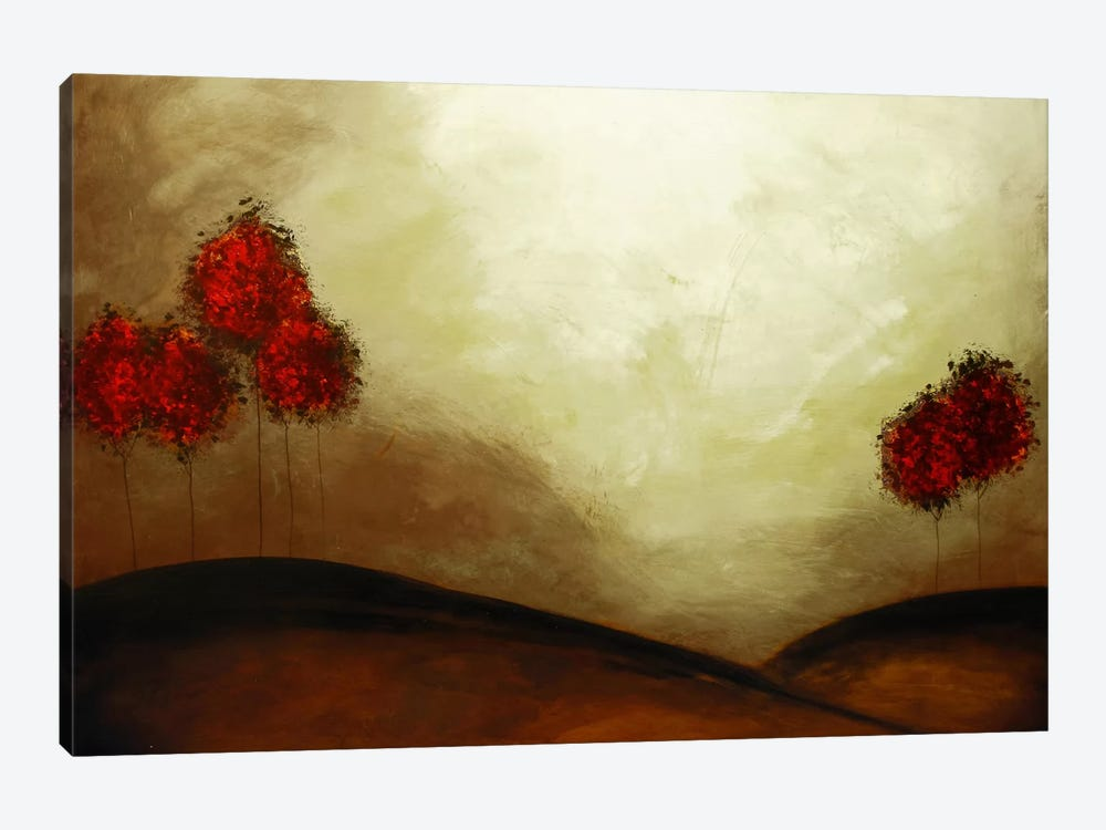 Family #1 by Heather Offord 1-piece Canvas Print