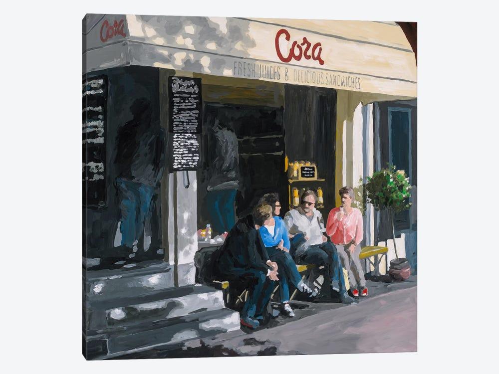 Cora by HJ Hofstra 1-piece Canvas Artwork
