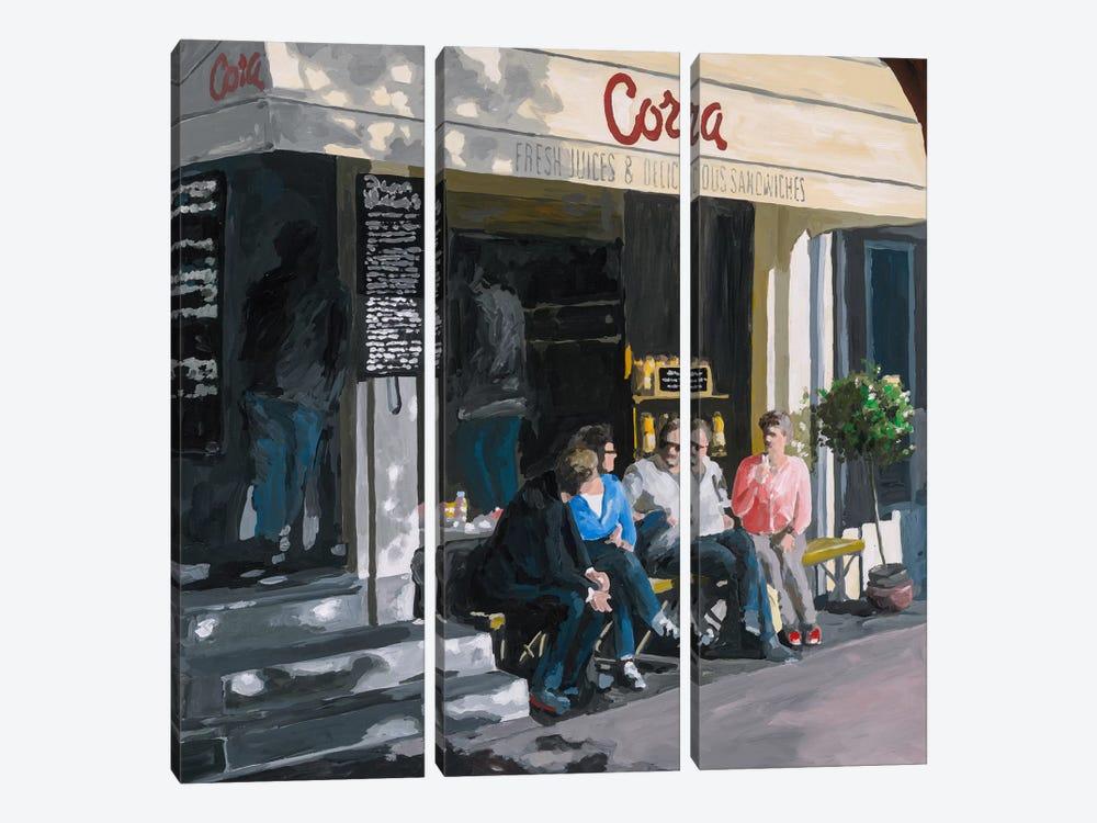 Cora by HJ Hofstra 3-piece Canvas Artwork