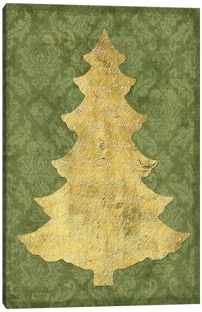 Tree Trimming I Canvas Art Print