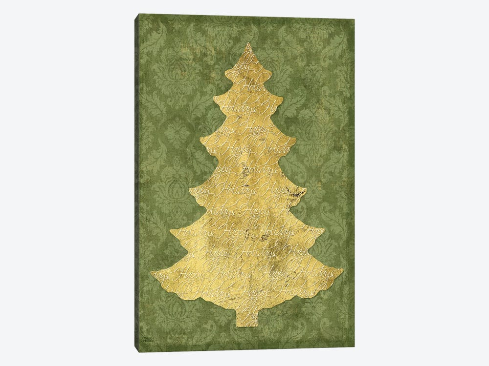 Tree Trimming I by Sparx Studio 1-piece Canvas Art