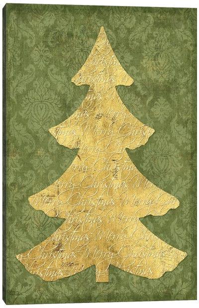 Tree Trimming II Canvas Art Print