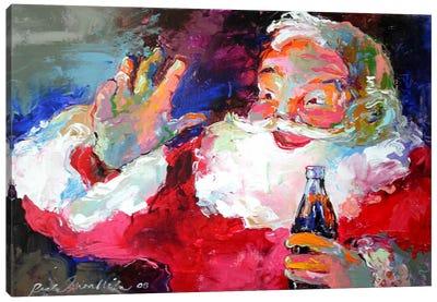 Claus Canvas Art Print