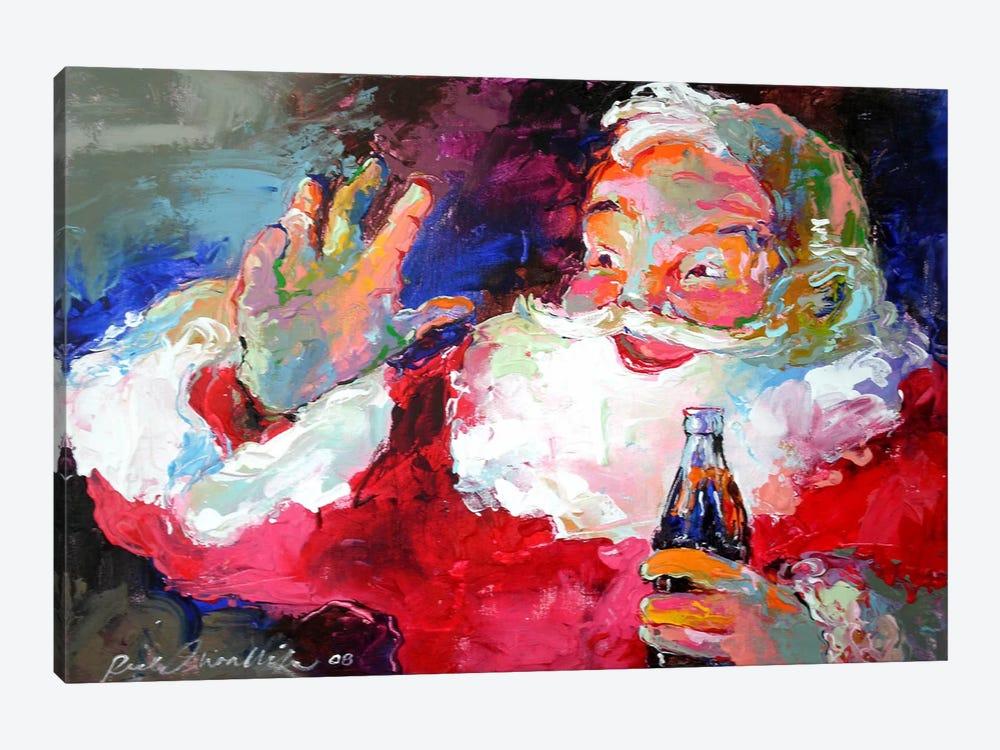Claus by Richard Wallich 1-piece Canvas Art Print