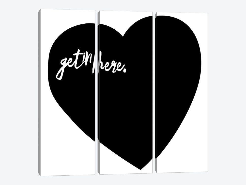 Get In Here. by Honeymoon Hotel 3-piece Canvas Artwork