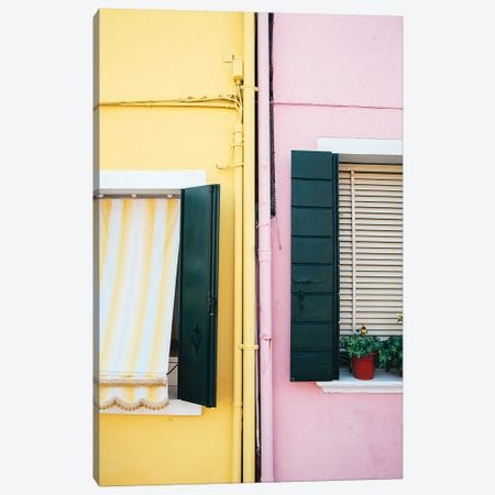 Holiday Home Canvas Print #HON120} by Honeymoon Hotel Canvas Art Print