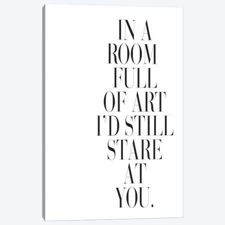 In A Room Canvas Print #HON132} by Honeymoon Hotel Canvas Art