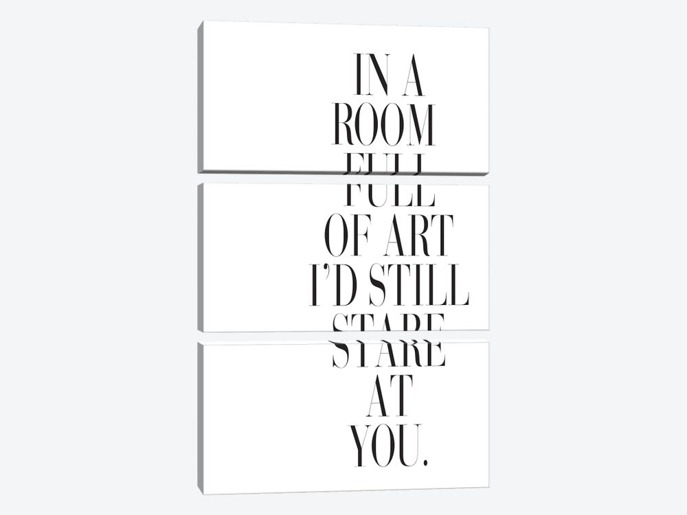 In A Room by Honeymoon Hotel 3-piece Canvas Artwork