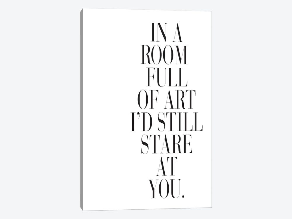 In A Room by Honeymoon Hotel 1-piece Canvas Wall Art