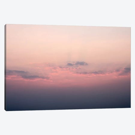 Magical Sunset Canvas Print #HON172} by Honeymoon Hotel Canvas Artwork