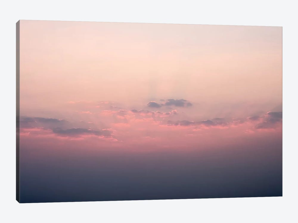 Magical Sunset by Honeymoon Hotel 1-piece Canvas Wall Art