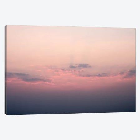 Magical Sunset Canvas Print #HON172} by Honeymoon Hotel Canvas Artwork