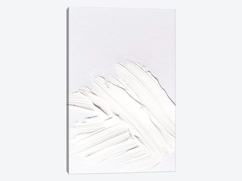 Minimal White by Honeymoon Hotel 1-piece Art Print