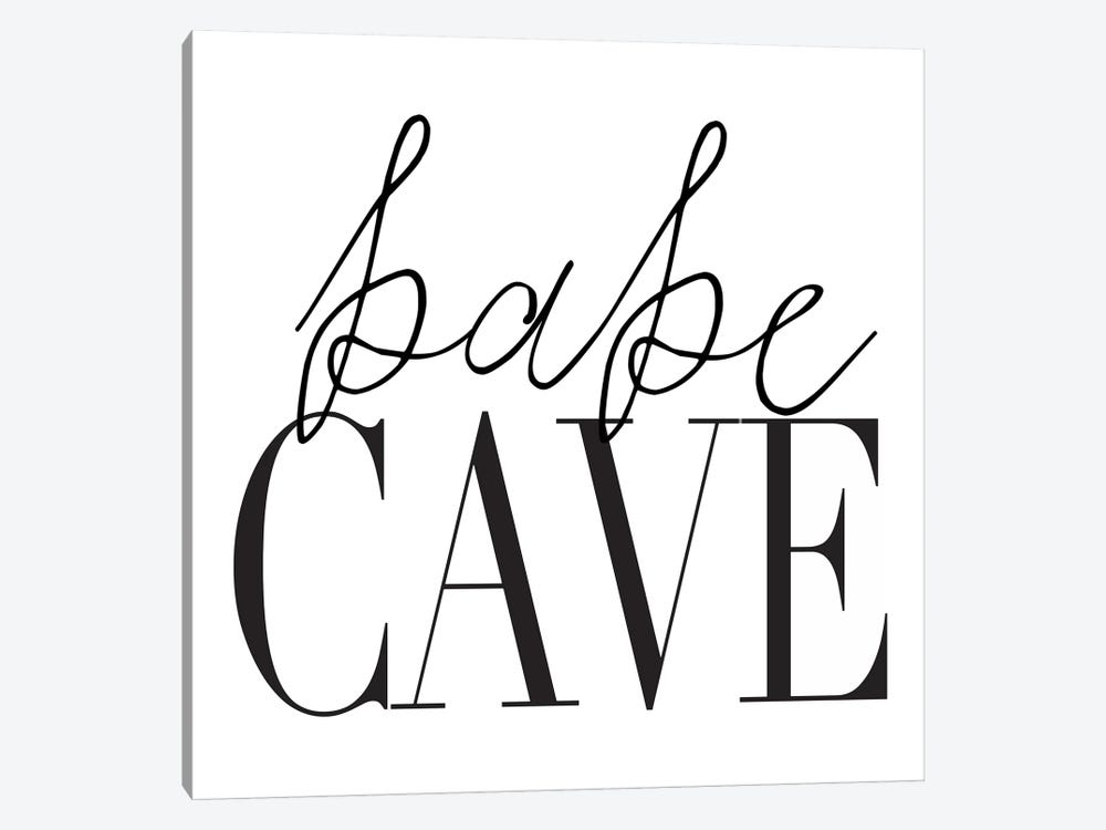 Babe Cave I by Honeymoon Hotel 1-piece Canvas Print