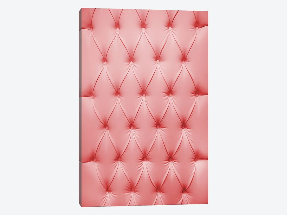 Pink Padded Cell by Honeymoon Hotel 1-piece Canvas Print
