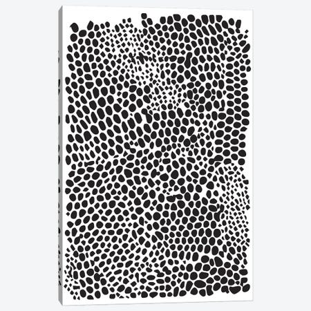 Snakeskin Canvas Print #HON228} by Honeymoon Hotel Canvas Art