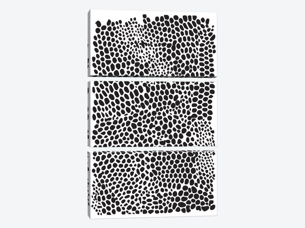 Snakeskin by Honeymoon Hotel 3-piece Canvas Art Print