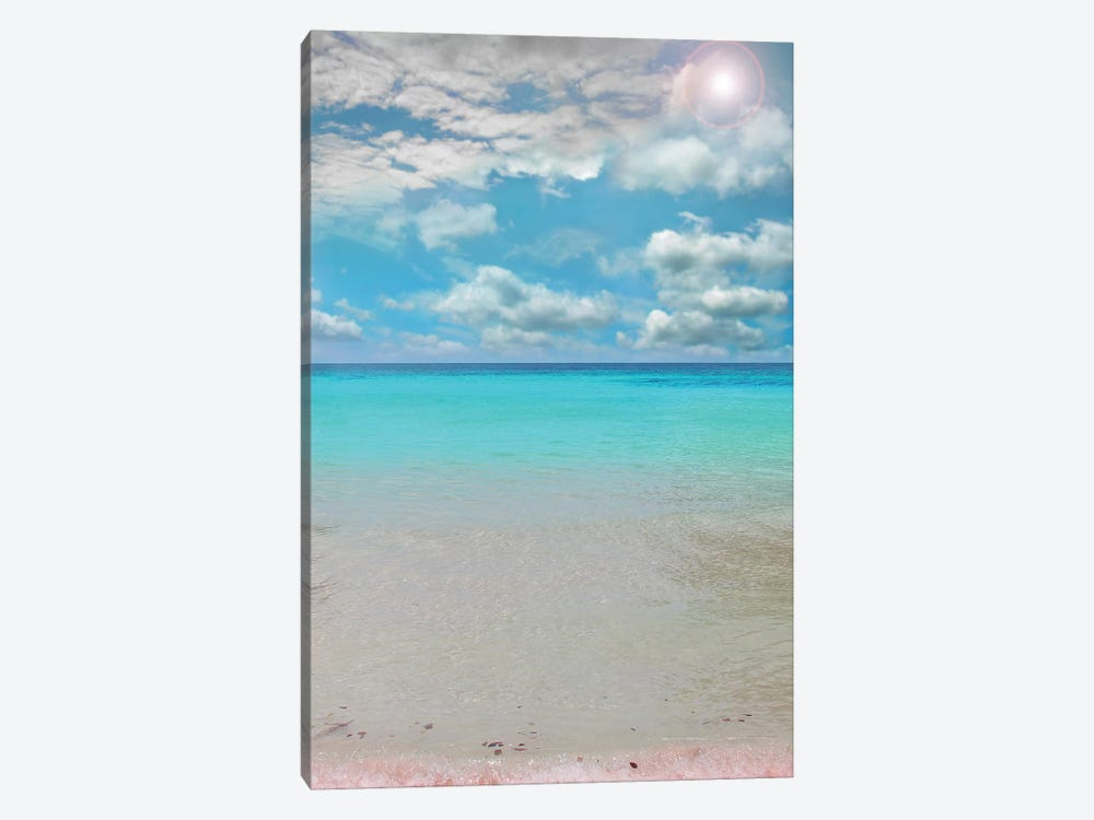 Tropical Paradise by Honeymoon Hotel 1-piece Canvas Art