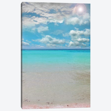 Tropical Paradise Canvas Print #HON252} by Honeymoon Hotel Canvas Print