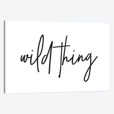Wild Thing I 3-Piece Canvas #HON269} by Honeymoon Hotel Canvas Art