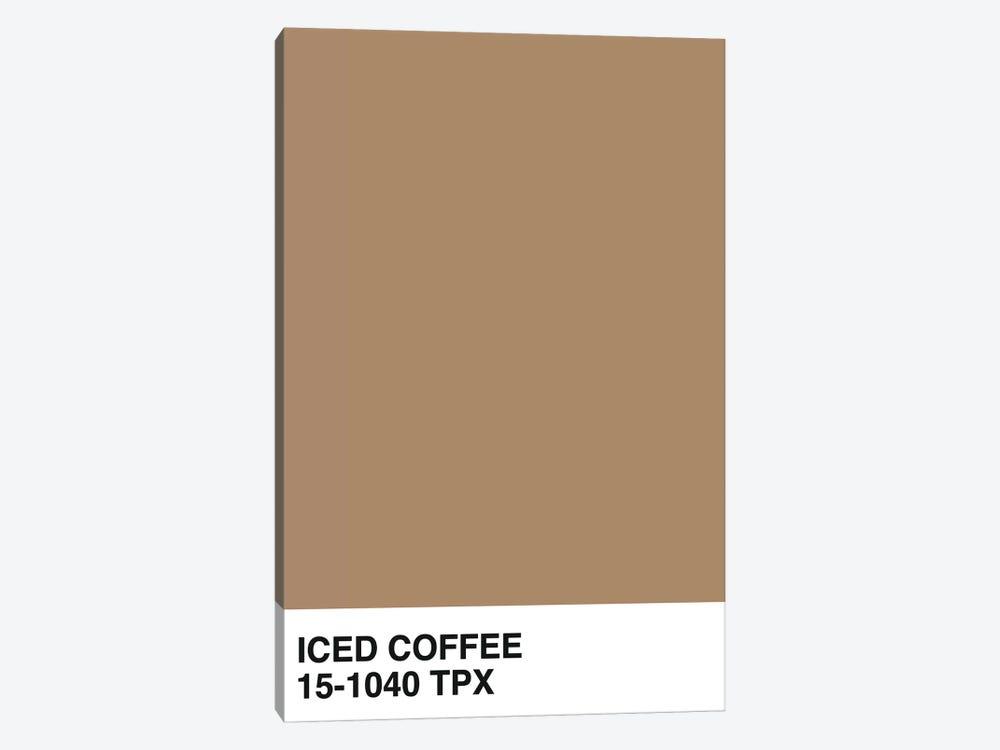 Iced Coffee 15-1040 TPX by Honeymoon Hotel 1-piece Canvas Art