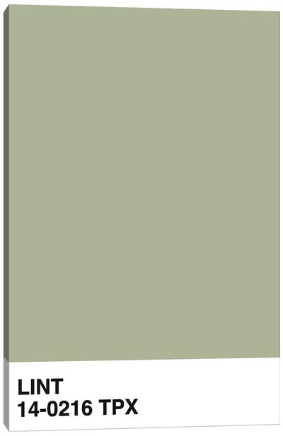 Lint 14-0216 TPX Canvas Art Print
