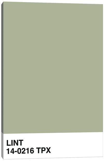 Lint 14-0216 TPX Canvas Art Print