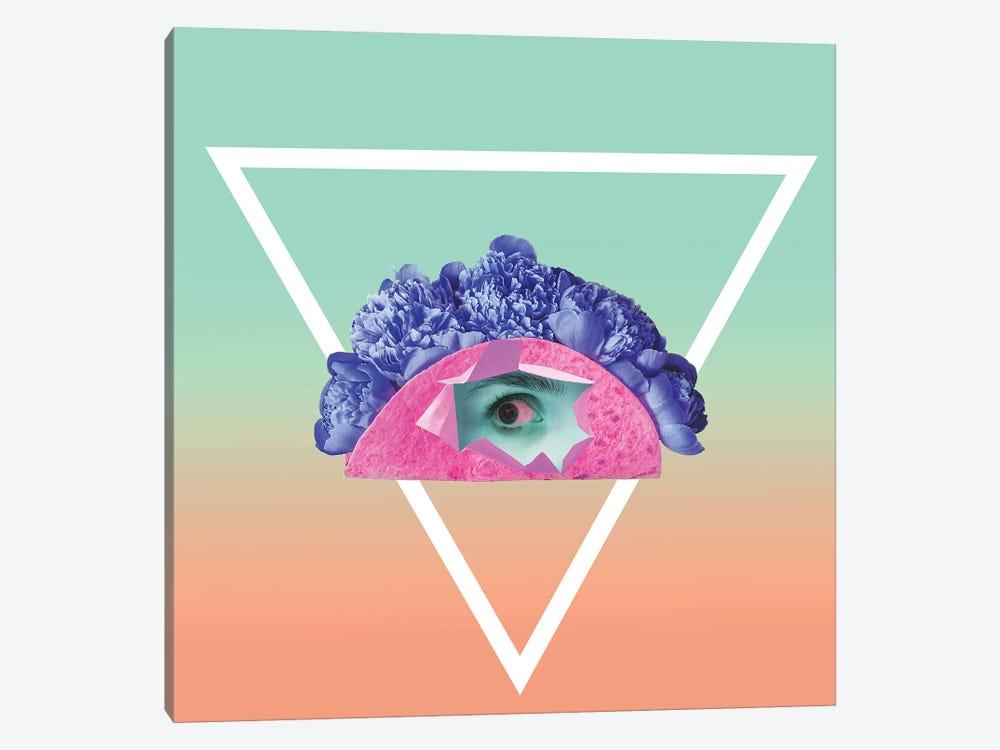All Seeing Eye by Honeymoon Hotel 1-piece Art Print