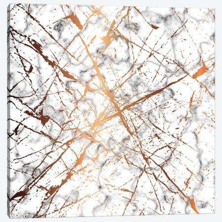 Marbled Canvas Print #HON307} by Honeymoon Hotel Canvas Art