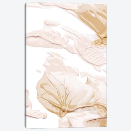 In The Nude Canvas Print #HON364} by Honeymoon Hotel Canvas Artwork