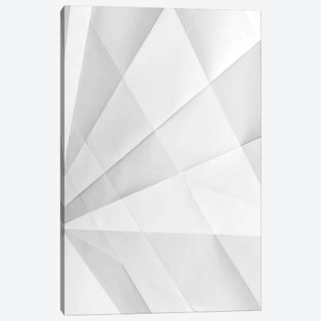 Paper Cutz II Canvas Print #HON369} by Honeymoon Hotel Canvas Art Print