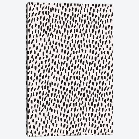 Salty Leopard Canvas Print #HON371} by Honeymoon Hotel Canvas Art