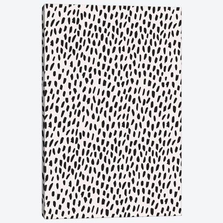 Salty Leopard Canvas Print #HON371} by Honeymoon Hotel Canvas Art