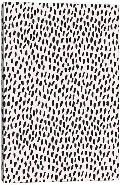 Salty Leopard Canvas Art Print