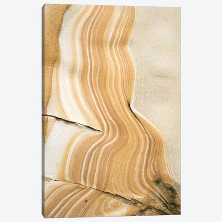 Sandstone Canvas Print #HON372} by Honeymoon Hotel Canvas Wall Art